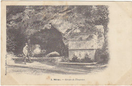 47 - NERAC - Grotte De Fleurette - BE - éd Perret N°3 - Nerac
