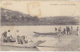 47 - AGEN - La Pêche Aux Aloses - BE - éd Perret N°53 - Agen