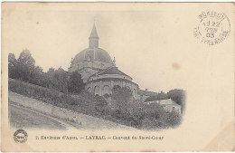 47 - Environs D'AGEN - LAYRAC - Couvent Du Sacré Coeur - BE - éd Perret N°2 - Agen