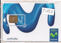 TARJETA GSM MOVISTAR - Tarjetas Telefónicas