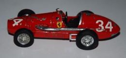 FERRARI 500 F2 1952 BRUMM 1/43 For Parts - Jouets Anciens
