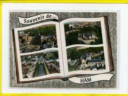 Ham Souvenir De.. Multivues.  Edit Lapie  Postée 1963 - Ham