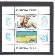 XIO456  ZYPERN - TÜRKEI 1986  MICHL  BLOCK  5 ** Postfrisch SIEHE ABBILDUNG - Zypern (Türkei)