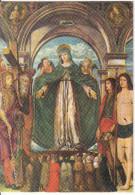 Macerata - Basilica Madonna Della Misericordia - La Mater Miserricordiae - Tela Di Anonimo Del 1500 - Virgen Mary & Madonnas