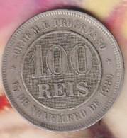 @Y@  Brazilie  100 Reis  1889   (2995 ) - Brazil