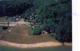 47 -  SAINT-SERNIN De DURAS - Le Camping 1989 - France