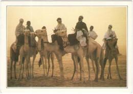 "Niger - Tequidda N'Tessoumt. La ""cure Salée"" - Touareg - Dromadaires - Not Used - Niger"