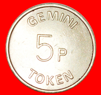 § GEMINI: GREAT BRITAIN ★ 5 PENCE! LOW START ★ NO RESERVE! - Professionals/Firms