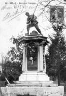 47 -   NERAC - Monument Aux Morts - Souvenir Français - Nerac
