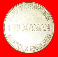 § HELMSMAN: GREAT BRITAIN ★ LOCKER TOKEN! LOW START ★ NO RESERVE! - Professionnels/De Société