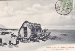 311/ Costa De Caparica, Roque Gameiro, 1909 - Unclassified