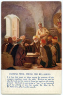 EVENING MEAL AMONG THE FELLAHEEN - Christentum