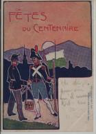 Fetes Du Centenaire - VD Vaud