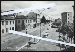 SAN LORENZO - FRAZIONE DI PARABIAGO - MILANO - ANNI 50 - STRADA STATALE SEMPIONE - Milano