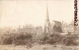 PHOTO CARD : WESLEYAN CHAPEL CHISLEHURST ENGLAND - Angleterre