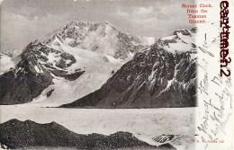 MOUNT COOK FROM THE TASMAN GLACIER TASMANIE NEW-ZELAND NOUVELLE-ZELANDE 1900 - New Zealand