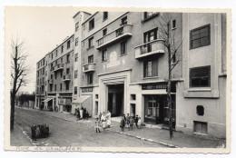 VANVES--Habitations Rue De Châtillon--Porte D'entrée(animée,commerces,moto Side-car) Cpsm 14 X 9 N°2534 éd Malcuit - Vanves