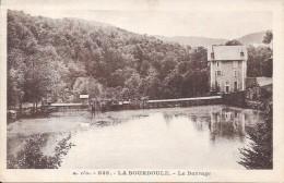 LA BOURBOULE - 63 -  - Le Barrage - Edit G D'O  - ENCH1202 - - La Bourboule