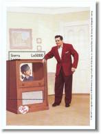 SIERRA LEONE SHEET I LOVE LUCY - Attori