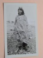 Authentic Woman At Venezuela ( 32 / Photocard ) Anno 1957 ( Zie Foto Voor Details ) !! - Venezuela