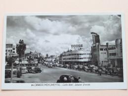 Caracas Monumental Calle Real, Sabana Grande ( 24 ) Anno 1950 ( Zie Foto Voor Details ) !! - Venezuela