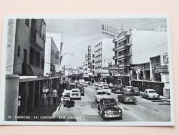 Caracas Av. LINCOLN Sab. Grande ( 78 ) Anno 1955 ( Zie Foto Voor Details ) !! - Venezuela