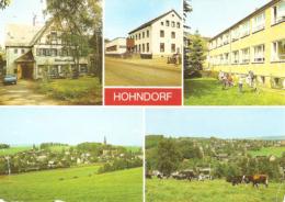 Hohndorf - Mehrbildkarte 1 - Hohndorf
