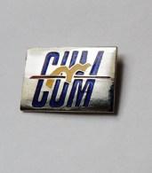 Pin's CUM Logo Le Mans Communauté Urbaine Du Mans - 33R - Pin's