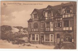 Oostduinkerke Plage, Villas Sur La Route Royale De Nieuport (pk29639) - Oostduinkerke