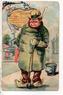 ILLUSTRATION . URBAIN TAXIMETRE . LE COCHER DE L'AVENIR - Réf. N°15038 - - Cartes Postales