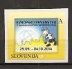 SLOVENIA 2014,SPORT,EUROPEAN CHAMPIONSHIP IN BOWLING,KOPER,adheziv,mnh