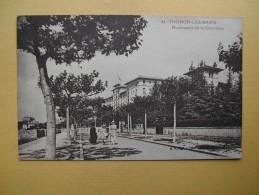 Le Boulevard De La Corniche. - Thonon-les-Bains