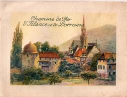 Chemins De Fer D'Alsace Et De Lorraine - Alsace
