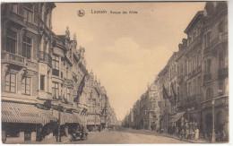 Leuven, Louvain, Avenue Des Alliés (pk29675) - Leuven