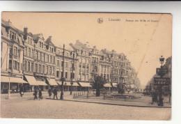 Leuven, Louvain, Avenue Des Alliée Et Square (pk29677) - Leuven