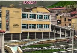 Campania-avellino-pietrastornina Scuola Elementare Edificio Scolastico I.s.amato - Italia