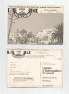Cp , FOIRE DE PARIS , Jeu ECUREUIL , 1985 - Ferias