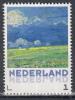 Nederland - Vincent Van Gogh - Uitgiftedatum 5 Januari 2015 - Landschappen - Korenveld Onder Onweerslucht - MNH - Netherlands