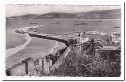 Tanger, Le Port Vu De La Casbah - Tanger