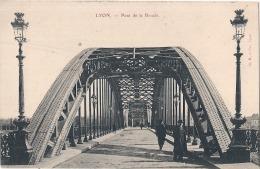 """-69-  LYON - Le Pont De La Boucle  - Neuve """"excellent état - Altri"""