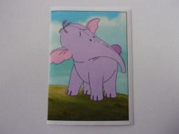 PANINI  Winnie L'ourson Et L'éfélant / Disney /  N°141 - Panini