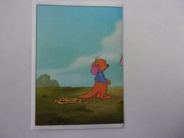 PANINI  Winnie L'ourson Et L'éfélant / Disney /  N°140 - Panini