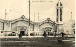 Nancy - Exposition Les Palais - Nancy