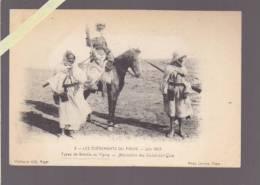 *Militaire - Algerie - Evenements Du Figuig 1903 - Types De Bandits - Marocains Des Oulad Bel Guiz - Other Wars