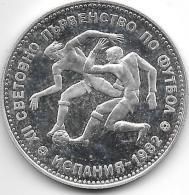 *Bulgaria 10 Leva  1982   Km 144    Proof - Bulgarie