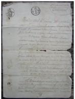 Agen 1806, Testament De Jean Marliac (généalogie) - Manuscripts