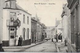 MONT-SAINT-GUIBERT.  GRAND'RUE. BELLE ANIMATION. - Mont-Saint-Guibert