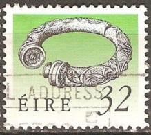 Irlande - 1990 - Collier De Broighter - YT 707 Oblitéré - 1949-... République D'Irlande