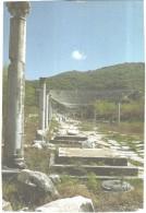 Europa;Türkei; Ägäisregion3; Izmir35; Ephesos/Efes - Liman Caddesi Ve Büyük Tiyatro Harbour Street And The Great Theatre - Türkei
