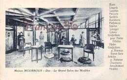 (40) - Dax - Le Grand Salon Des Modèles - Maison Mourroux - 2 SCANS - Dax